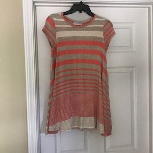 Summer Tunic Top